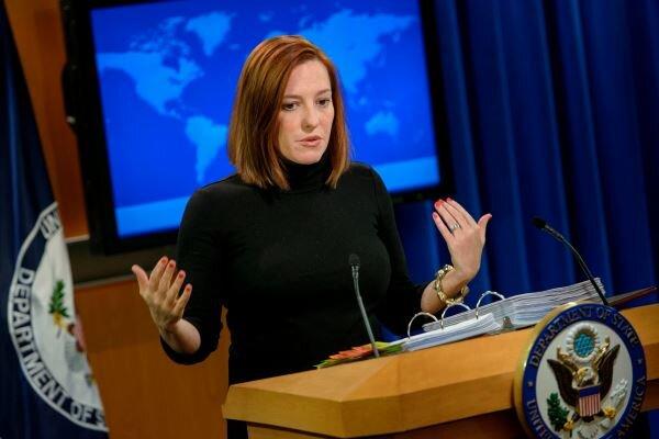 کاخسفید: منتظر پاسخ ایران به دعوت اروپا برای مذاکره هستیم
