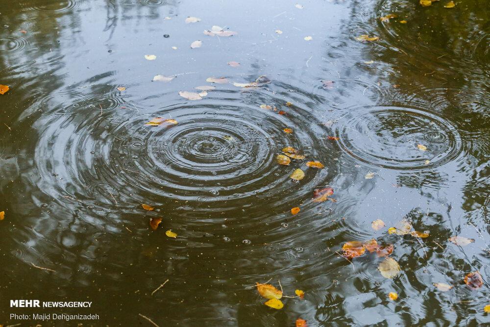 کاهش ۴۰ درصدی بارشها در سال آبی جاری