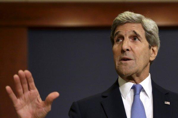 کری: آمریکا در حال بررسی اعمال تحریم ها علیه چین است