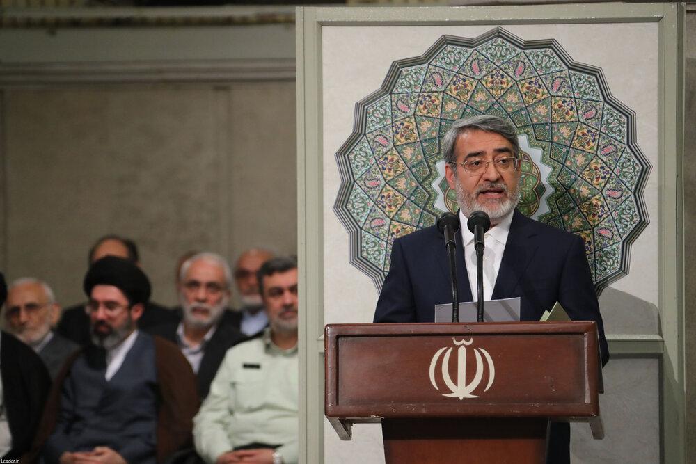 گزارش وزیر کشور از برگزاری سیزدهمین دوره انتخابات ریاستجمهوری