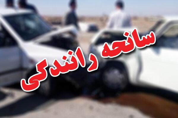 یک کشته در سانحه رانندگی محور شازند – سورانه