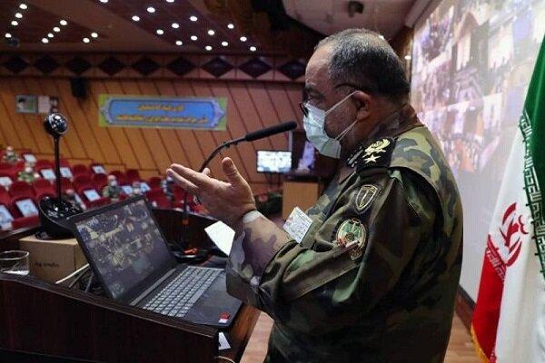 یگانهای نیروی زمینی ارتش به «تهاجم محوری» تغییر ماهیت دادهاند
