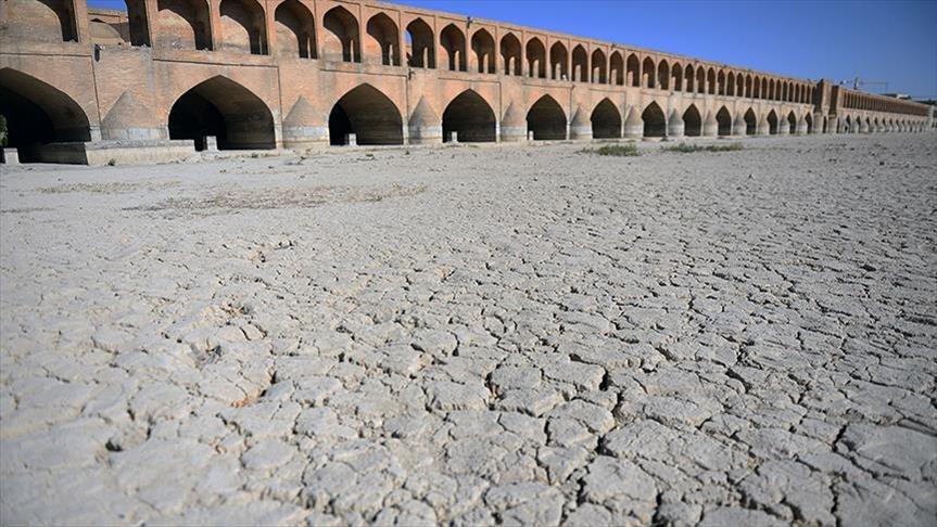 ۱۰ درصد از مساحت اصفهان درگیر فرونشست خطرناک است