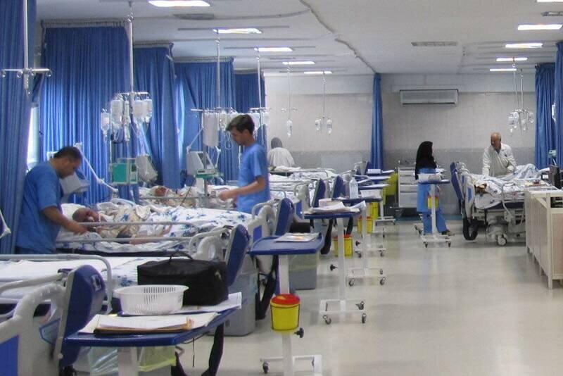 ۳۰۰ بیمار مبتلا به کرونا در مراکز درمانی زنجان بستری هستند