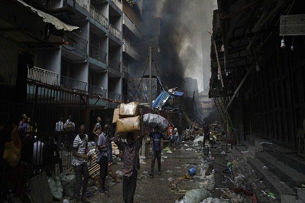 ۳۶ کشته و دهها زخمی در نیجریه/مهاجمان خانهها  را سوزاندند