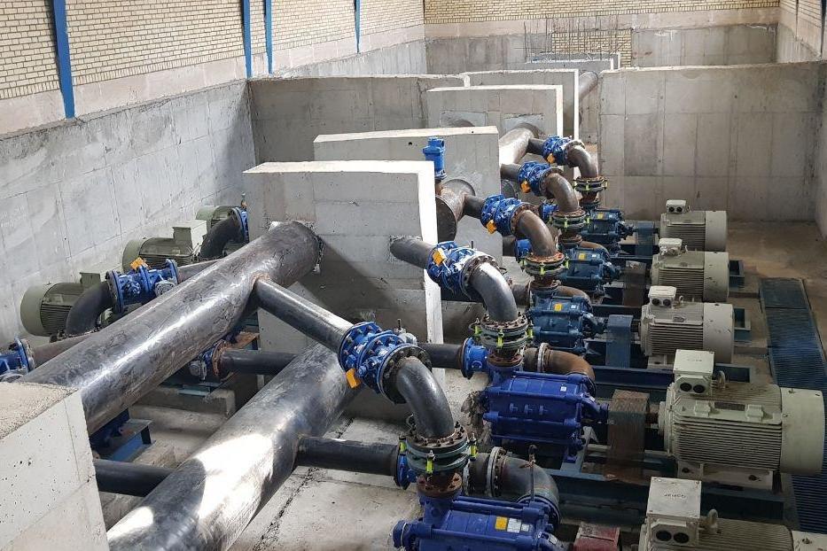 ۳۷۰ هزار انشعاب آب در قم فعال شده است