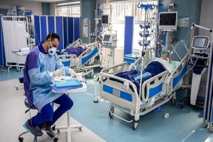 ۸۱۸ بیمار مبتلا به کرونا در مراکز درمانی زنجان بستری هست