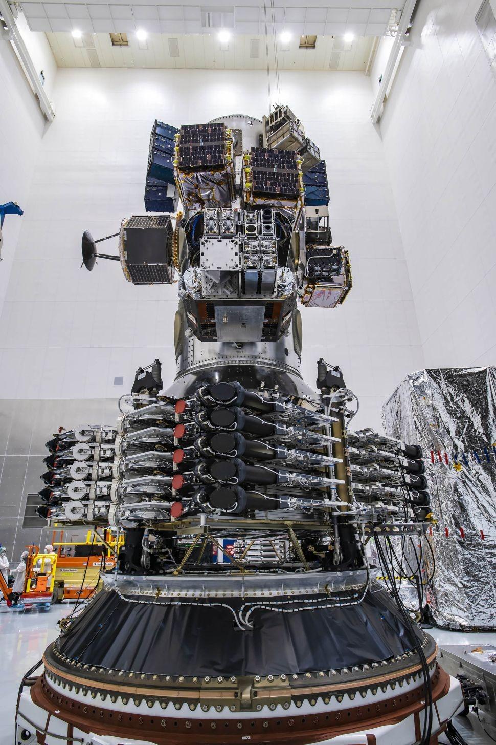 اسپیس ایکس رکورد جدیدی را در حمل بیشترین تعداد ماهواره در یک پرتاب به ثبت رساند
