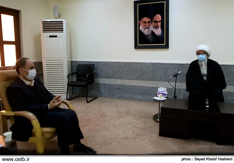 مشارکت وحضور گسترده مردم  بزرکترین پشتوانه نظام جمهوری اسلامی است(تصاویر)