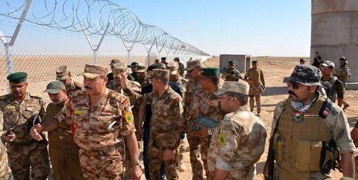 کاهش نیروهای ائتلاف آمریکایی در عراق