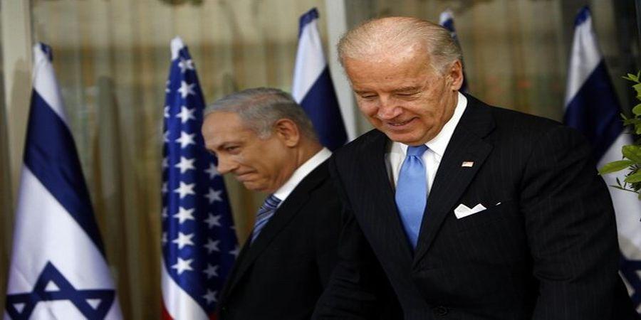 اختلاف آشکار جو بایدن با اسرائیل